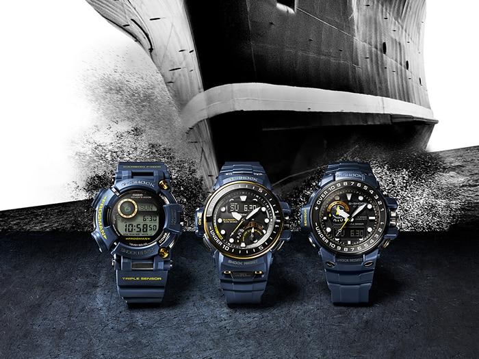 G-Shock Navy