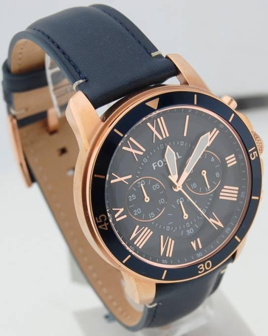 Męski zegarek Fossil CHRONOGRAPH Grant FS5237 (2)