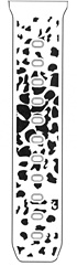 Band printing G-SHOCK glx-5600b